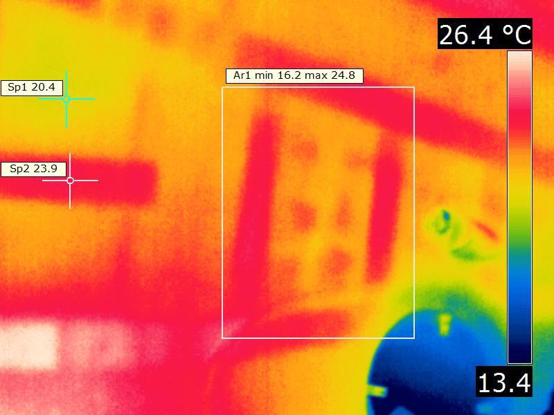 Analisi termografica degli edifici